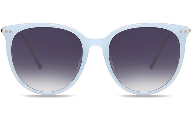Tammy Oval Sunglasses