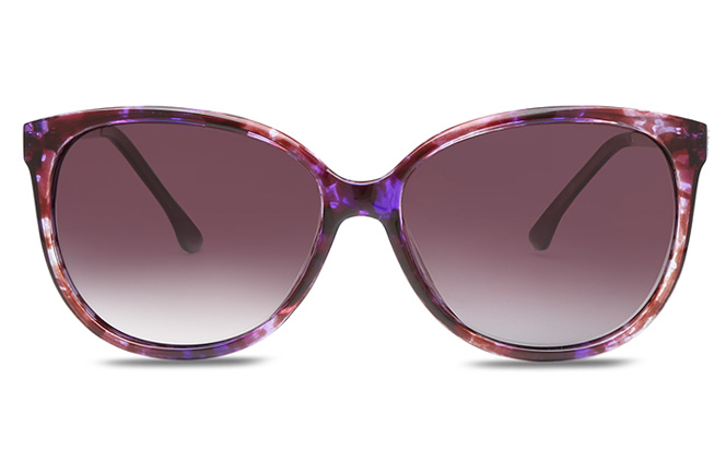 Tobey Oval Sunglasses