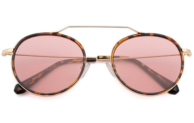 Renee Round Sunglasses