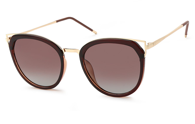 Gemma  Cateye Sunglasses