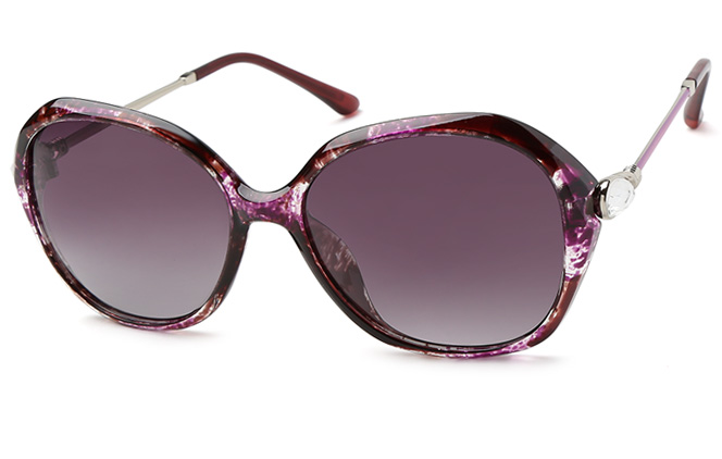 Mable Round Sunglasses