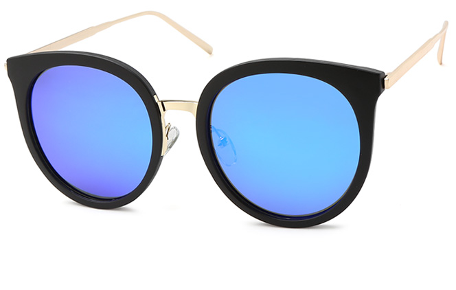 Clover Oval Sunglasses