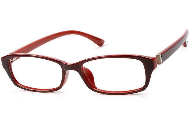 B00570 Rectangle Glasses