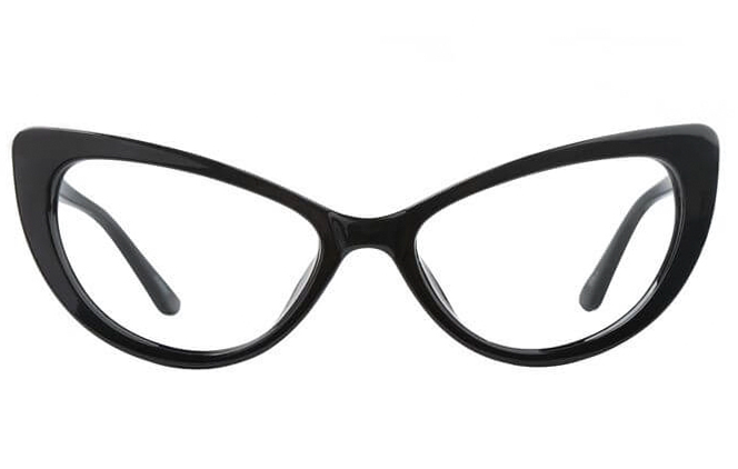 Robertson Butterfly Cat eye plastic frame