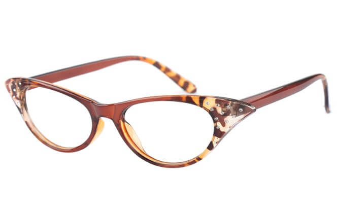Barlow Cat Eye Eyeglasses фото
