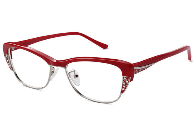 Buy Editha cat eye Eyeglasses