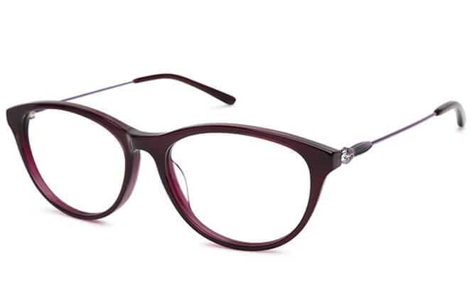 Cynthia oval Eyeglasses фото