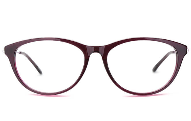 Cynthia oval Eyeglasses