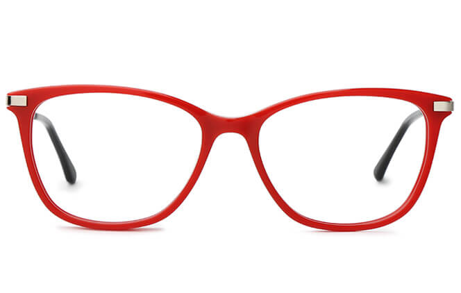 Evelyn Rectangle Eyeglasses