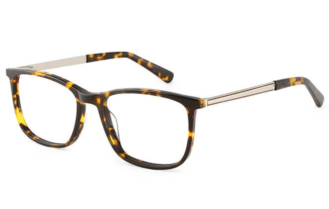 Buy Abe rectangle Eyeglasses