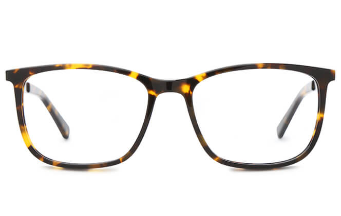 Abe rectangle Eyeglasses