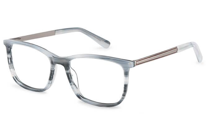 Buy Abe rectangle Eyeglasses
