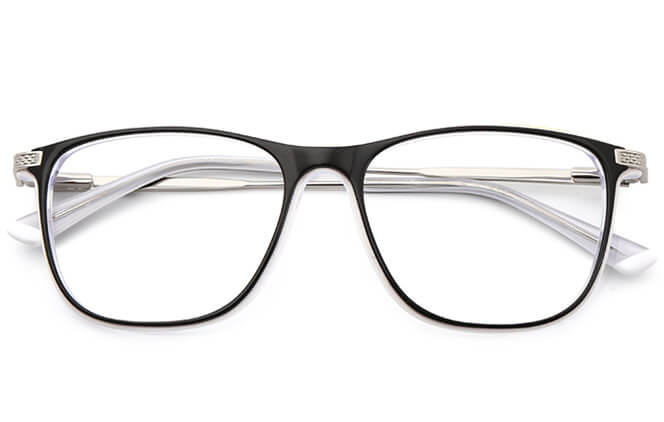 Michel Rectangle Eyeglasses