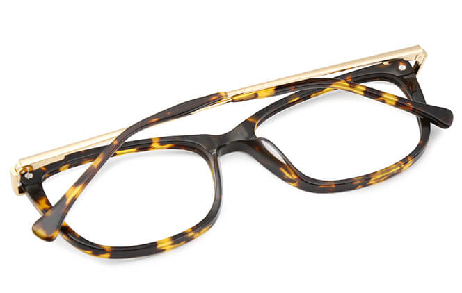 Averil Rectangle Eyeglasses