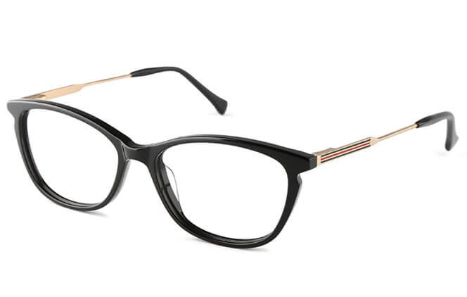 Dana Rectangle Eyeglasses