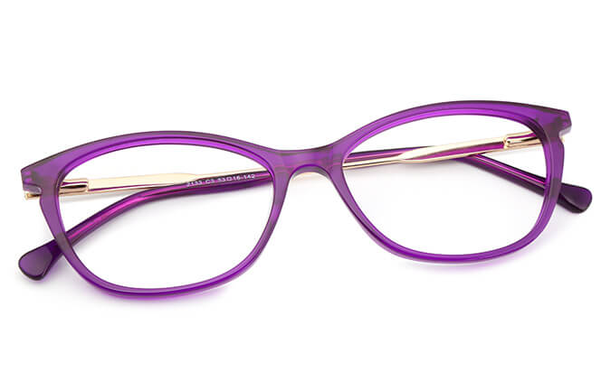 Dana Rectangle Eyeglasses