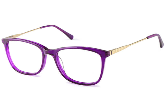 Billie Rectangle Eyeglasses фото