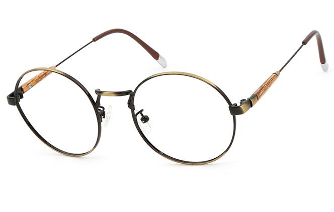 J00292 Round Glasses