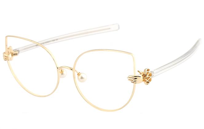 Buy Chrischris Cat eye Eyeglasses