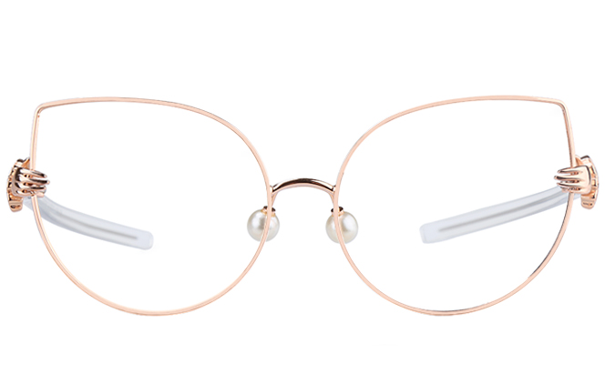 Chrischris Cat eye Eyeglasses