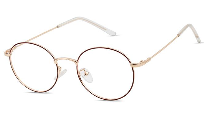 J00346 Round Glasses