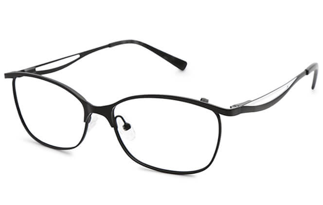 Ellen Metal Eyeglasses