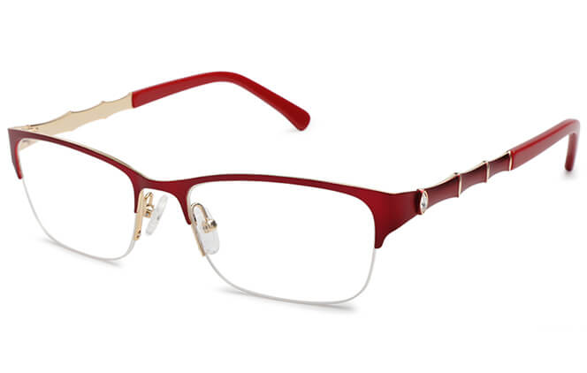 Buy Eva rectangle Eyeglasses