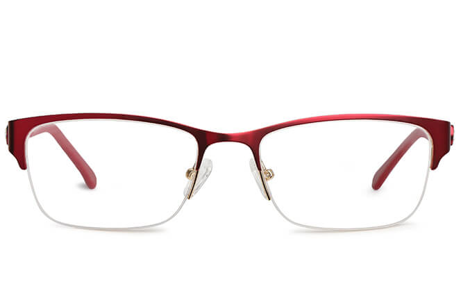 Eva rectangle Eyeglasses