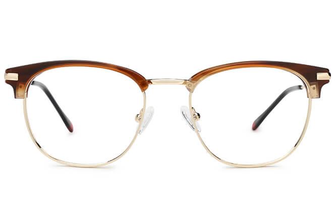Manda browline Eyeglasses