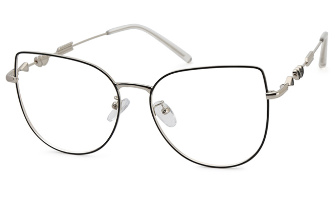 Yolanda Cat Eye Eyeglasses фото