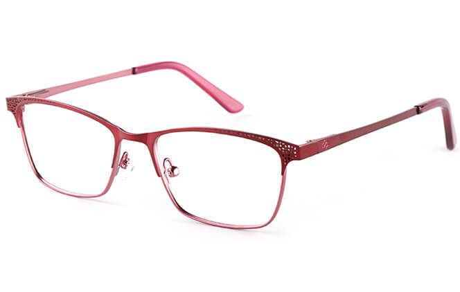 Sebastian Rectangle Eyeglasses фото