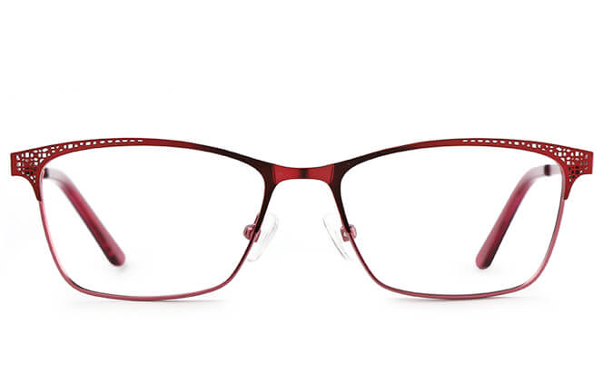 Sebastian Rectangle Eyeglasses