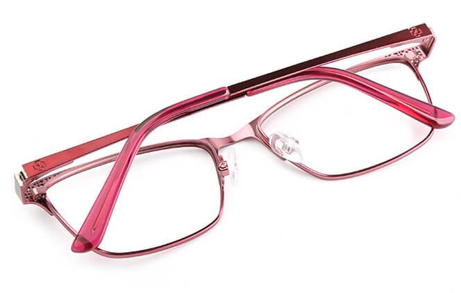 Sebastian Rectangle Eyeglasses