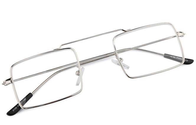 Allison Rectangle Readers Glasses