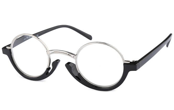 Valerie Round Readers Glasses, Tortoiseshell