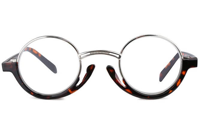 Valerie Round Readers Glasses