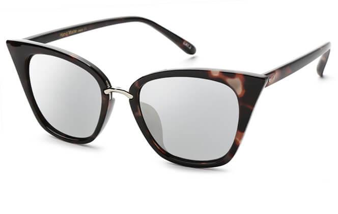 Bertram Trendy Cat eye plastic sunglasses, Other