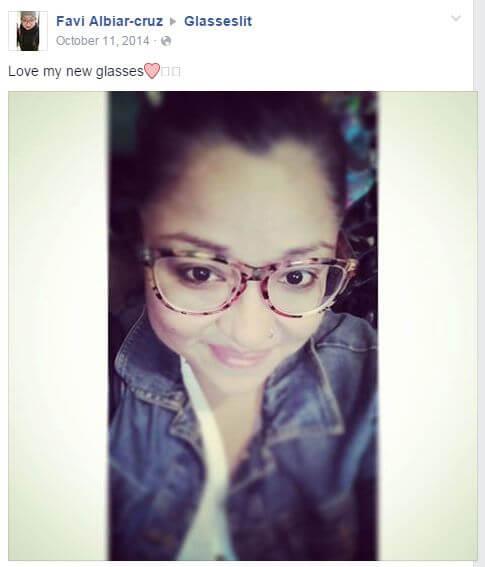 Glasseslit Testimonials - Love my new glasses