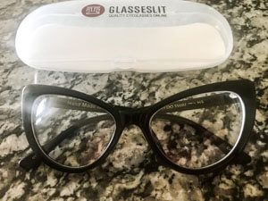 Glasseslit Testimonials - Love these glasses! I get so many compliments on this frame.  Very cateye and retro! Can't beat the price on this site. Great quality glasses that are affordable.