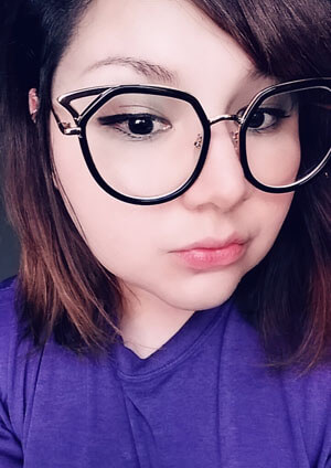 Glasseslit Testimonials - I love my new cat glasses!!! They're so cute! The prescription is accurate and delivery was pretty fast too! Will definitely order more glasses from GlassesLit!! >^.^<