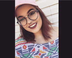 Glasseslit Testimonials - Absolutely adore these glasses! I've had them for well over a year and they're still going strong. Really looking forward to getting a few more pairs!
