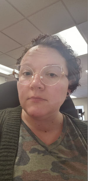 Glasseslit Testimonials - Love my glasses. I have received many compliments on how different they are which is what I love most.