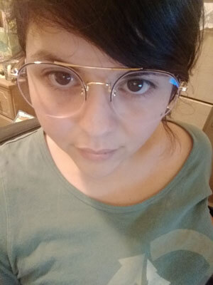 Glasseslit Testimonials - I love how light they are and. The arms around flexible on these too. Thanks