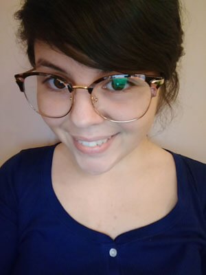 Glasseslit Testimonials - This are my favorite glasses ever!! I loved the way they fit me so comfortably and they're well built.