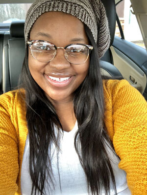 Glasseslit Testimonials - This is my second pair, gold metal with floral frame, comfy and beautiful!!