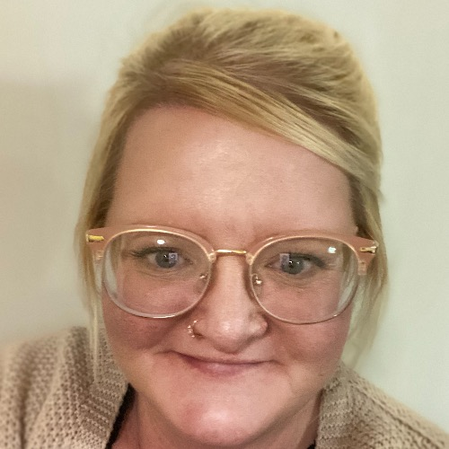 Glasseslit Testimonials - Leigh Browline Round Eyeglasses-  Very stylish. These are so cute and a very pretty pale pink. Pros- very affordable and week made Con- wait time! The wait is a little long.
